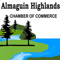 almaguin highlands chamber of commerce logo